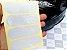 Cartela de adesivos Refletivos para capacete - Padrão Contran  - Imagem 2