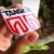 Emblema Jipe Tanger Lucena resinado - Imagem 1