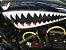 Par de adesivos Boca Tubarão para tanque Harley Davidson 883  - Imagem 3