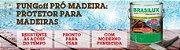 FungOff Protetor de Madeiras Stain Impregnante Brasilux - Imagem 1