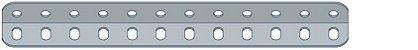 Modelix 321 - Cantoneira com 12 furos - Imagem 1