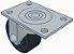 Modelix 236 Roda Boba ( com eixo giratório) - Imagem 2