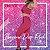 Legging Illuzione Poliamida Pink Flúor le1085 - Imagem 1