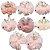 Laço infantil princesa tule - Imagem 1