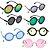 Óculos infantil princess - Imagem 1