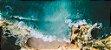 Quadro fragmentado praia - Imagem 2