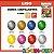 Balões / Bexiga São Roque Nº 7 Cintilante Pacote Com 50und - Imagem 1