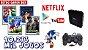 Vídeo Game - Retro Gamer Box 10.292 Jogos + 2 Controles Usb - Imagem 6
