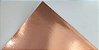 Papel Laminado A4 Liso Rosé Gold 180g - Imagem 2