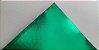 Papel Laminado A4 Liso Verde Escuro 250g - Imagem 1
