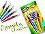Caneta Pincel Crayola - Paint Brush Pens - Imagem 1