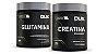 Glutamina 300g + Creatina 300g - Dux - Imagem 1