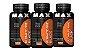 3 x Termogênico Ultimate Fire Black 120cap Max titanium - Imagem 1