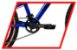 Bicicleta Redstone 24 Alpha G 9V - Imagem 2