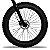 Roda dianteira aro 26 Fat Bike Completa - Imagem 1