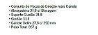 CONJUNTO DE PEÇAS DIREÇÃO - Imagem 6