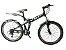 Bike Dobrável LXTX Full Suspension Shimano - Imagem 1