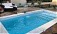 Piscina Modelo Playa | Completa e instalada | Henrimar - Imagem 1