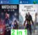 Watch Dogs Legion + Assassins Creed Valhalla - PS4 - Imagem 1