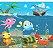 Tapete Térmico Impermeável - Fundo do Mar - Imagem 3