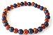 Kit âmbar premium: pulseira adulto + colar bebê cognac e lapis lazuli - Imagem 4