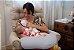 Almofada de Amamentação Milky Baby - Cinza - Imagem 2