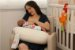 Almofada de Amamentação Milky Baby - Creme - Imagem 2