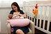 Almofada de Amamentação Milky Baby - Rosa - Imagem 4