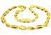 Colar de âmbar para criança olive limão polido - Imagem 1