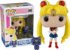 Funko Pop Sailor Moon e Luna Glitter Exclusiva #89 - Imagem 1