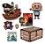 Funko Box Disney Treasures Pirate's Cove Smee - Imagem 1