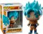 Funko Pop Dragonball Z Super Saiyan Goku Blue Hair Exclusivo #121 - Imagem 1