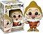 Funko Pop Disney Branca De Neve Anão Mestre Doc #346 - Imagem 1