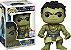 Funko Pop Marvel Thor Ragnarok Hulk Exclusivo NYCC #253 - Imagem 1