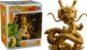 Funko Pop Dragon Ball Z Shenlong Shenron Gold Exclusivo #265 - Imagem 1