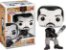 Funko Pop The Walking Dead Negan Blood Splatter Black White #390 - Imagem 1