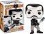 Funko Pop The Walking Dead Negan Blood Splatter Black White #390 - Imagem 1