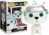 Funko Pop Rick and Morty Snowball Flocked Exclusivo #178 - Imagem 1