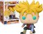 Funko Pop Dragon Ball Z Super Saiyan Future Trunks Exclusivo #318 - Imagem 1