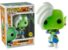 Funko Pop Dragon Ball Super Zamasu Glows Exclusivo #316 - Imagem 1