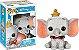 Funko Pop Disney Dumbo Diamond Glitter Exclusivo #50 - Imagem 1