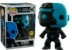 Funko Pop Dc Super Heroes Cyborg Silhouette Glow Exclusivo#95 - Imagem 1