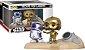 Funko Pop Star Wars Movie Moments Escape Pod Landing - Imagem 1
