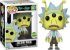 Funko Pop Rick And Morty Alien Rick #337 Exclusivo Eccc 18 - Imagem 1