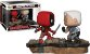 Funko Pop Marvel Comic Moments Deadpool vs Cable #318 - Imagem 1