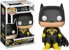 Funko Pop DC Super Heroes Yellow Lantern Batman Exclusivo #220 - Imagem 1