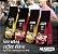 Pacote de 300g de Whey Coffe - Café proteico VANILLA 15g de proteina de whey protein com BCAA e Glutamina por dose - All Protein - Imagem 3