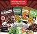 Snacks de Ervas Finas - Display de 640g com 8 pacotes de 80g cada - sem glúten e sem lactose com proteina vegetal (proteina da ervilha e proteina do arroz) All Protein - Imagem 5