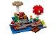 LEGO MINECRAFT - THE MUSHROOM ISLAND - 21129 - Imagem 2