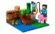 LEGO MINECRAFT - THE MELON FARM - 21138 - Imagem 4